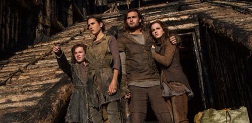 Noé (Darren Aranofsky, 2014) Ahodando en el mito del Arca.