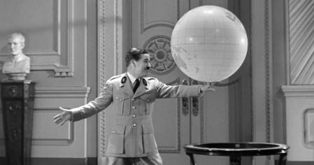 El gran dictador (1940, Chaplin) y la verdad de su discurso final